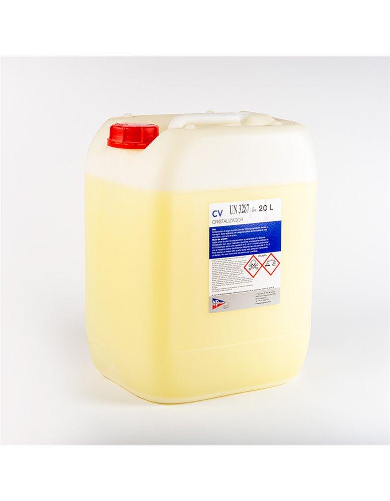 CV Cristalizador, envase 20L