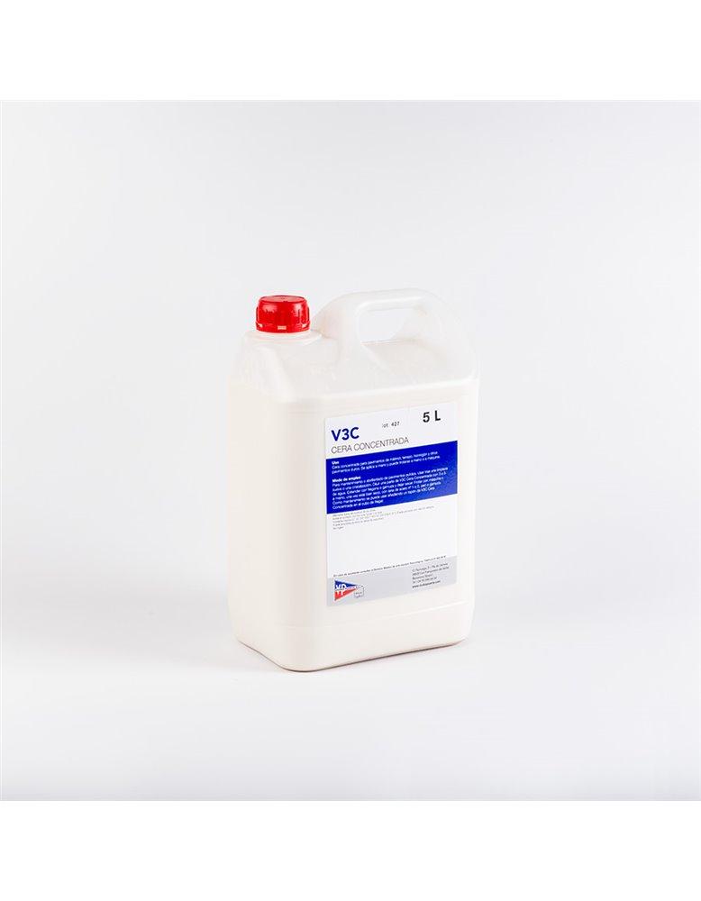 V3C Cera Concentrada, envase 5L