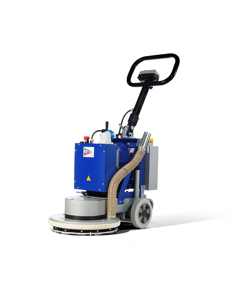 High speed rotary machine MA-430+E Single phase