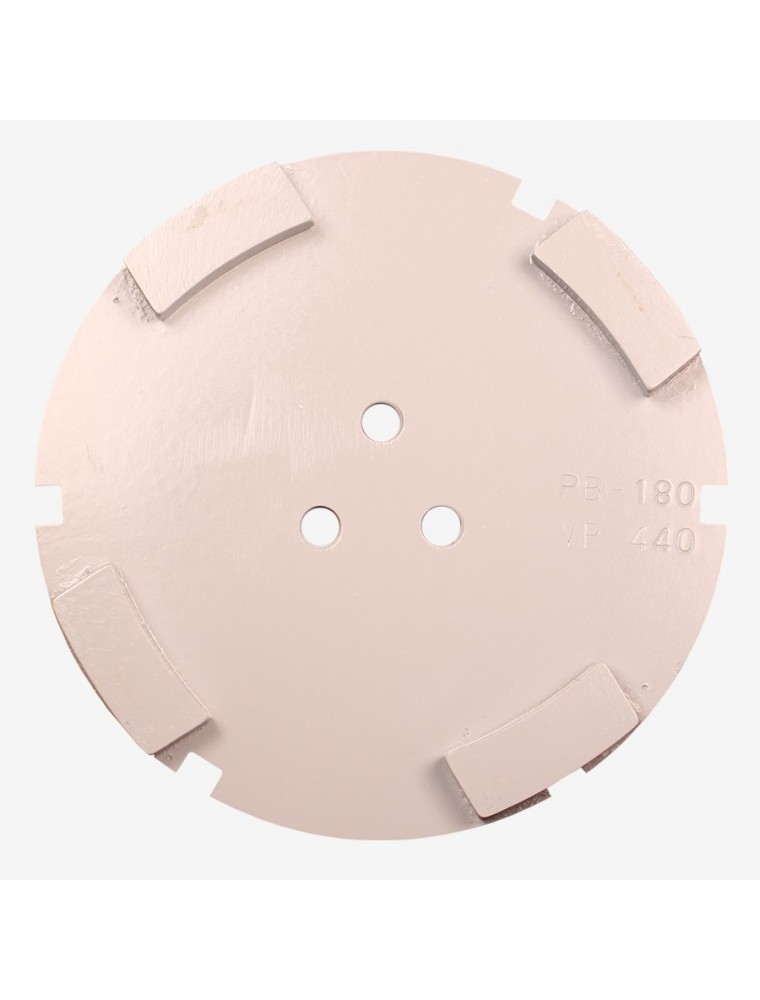 Corona sat dte 150 mm 4 SEG PB-180 gris