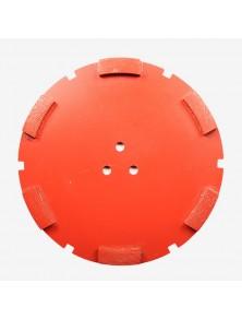 copy of Corona sat dte 150 mm 4 SEG HSA-45 rojo