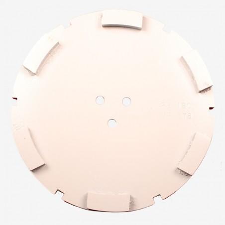 Corona sat dte 200 mm 6 SEG PB-180 gris