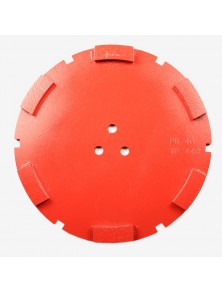 copy of Corona sat dte 150 mm 4 SEG PB-40 rojo