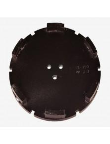 Corona sat dte 200 mm 6 SEG TS-120 negro