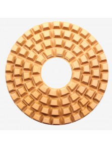 Corona diatex 150x6 mm GR.400 amarilla